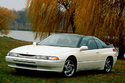 Picture of 1995 Subaru SVX 2 Dr L AWD Coupe, exterior, gallery_worthy