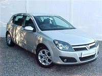 2006 Vauxhall Astra Overview