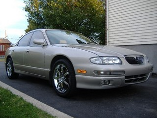 1997 Mazda Millenia 4 Dr S Supercharged Sedan picture