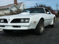 1978 Pontiac Trans Am  6 years old, exterior
