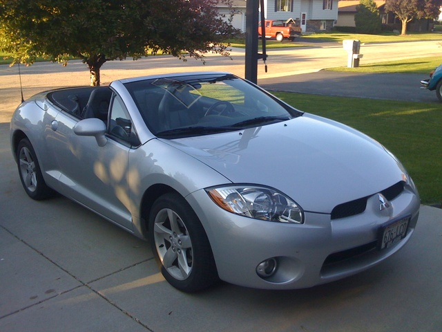 2008 Mitsubishi Eclipse Spyder - Pictures - CarGurus