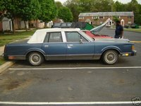 Lincoln Town Car Questions Rear Suspension Cargurus