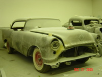 1954 Oldsmobile Ninety-Eight Overview