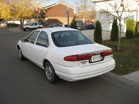 Picture of 1998 Ford Contour 4 Dr GL Sedan, exterior, gallery_worthy