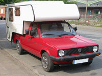 Picture of 1981 Volkswagen Caddy, exterior, gallery_worthy
