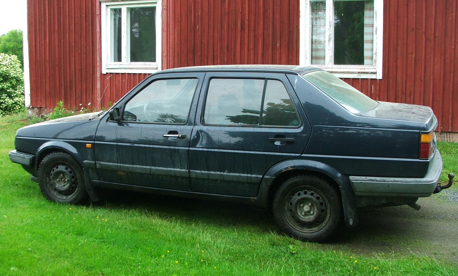 Фольксваген джетта 1987 фото