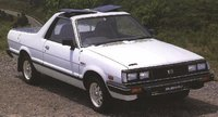 1985 Subaru BRAT, Not ours, and not even a BRAT ('tis a Brumby) but looks alot like ours., exterior