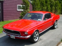 1968 Ford Mustang Picture Gallery