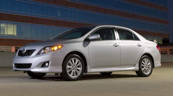 Picture of 2009 Toyota Corolla