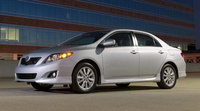 2009 Toyota Corolla Picture Gallery