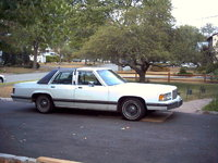 Picture of 1989 Mercury Grand Marquis, exterior, gallery_worthy