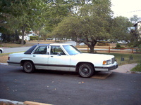 1989 Mercury Grand Marquis picture, exterior