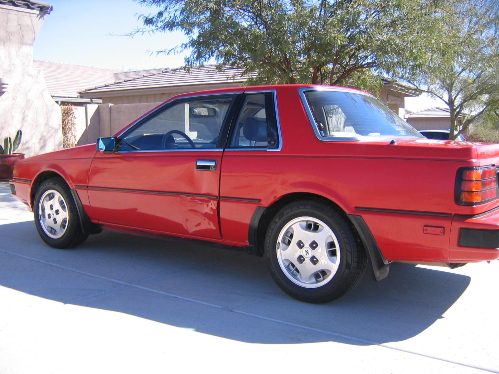 1986 Nissan 200sx Pictures Cargurus