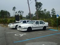 Picture of 1997 Volvo 850 4 Dr R Turbo Sedan, exterior
