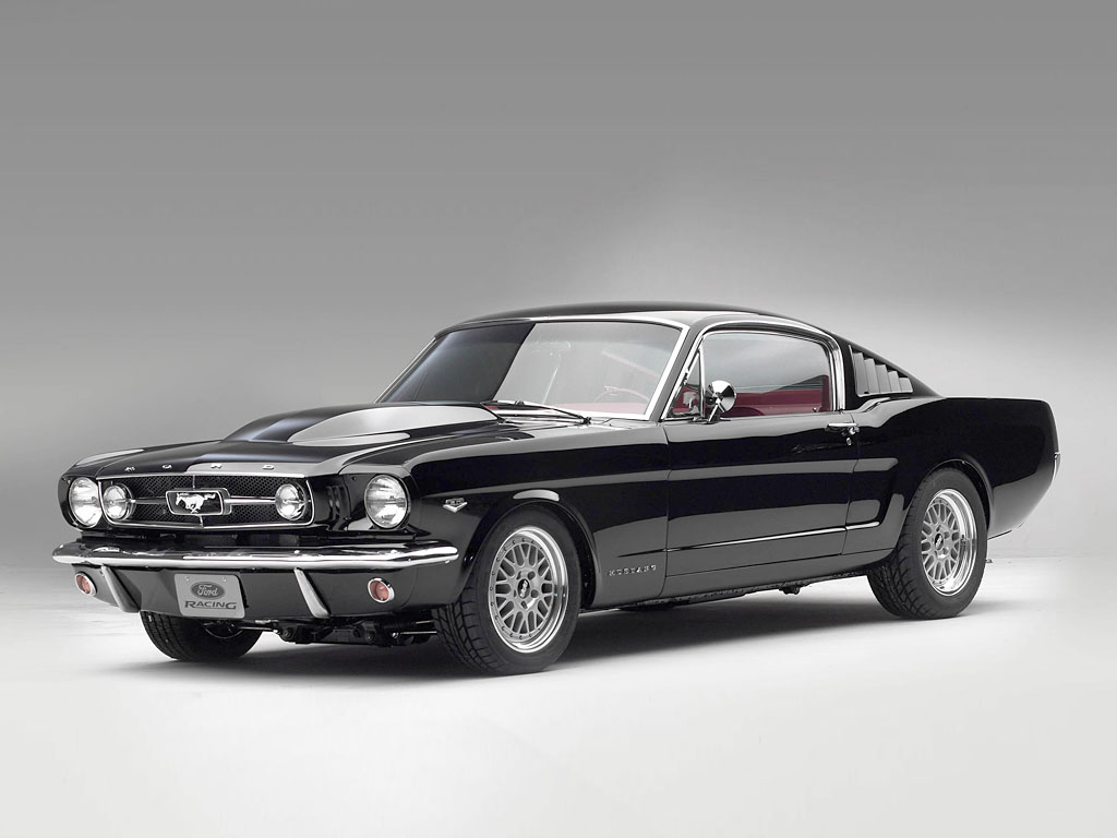 picture of 1966 ford mustang gt fastback exterior. Black Bedroom Furniture Sets. Home Design Ideas