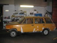 1984 Lada Riva Overview