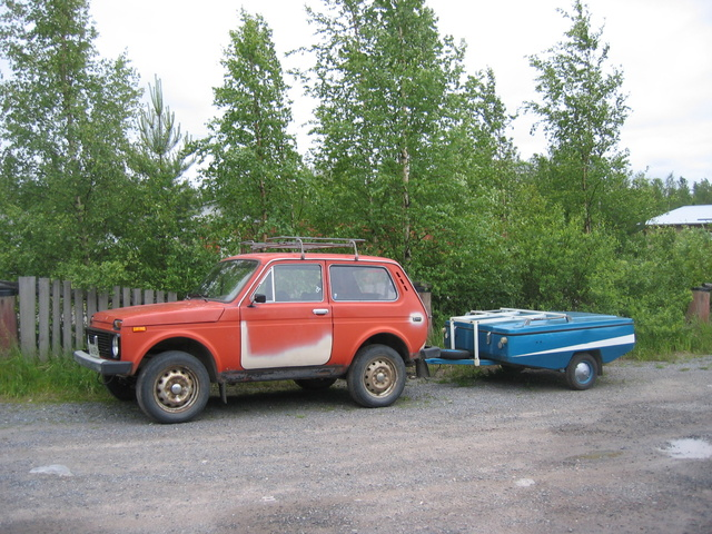 Picture of 1987 Lada Niva, exterior, gallery_worthy