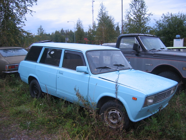 Picture of 1991 Lada Riva, exterior, gallery_worthy