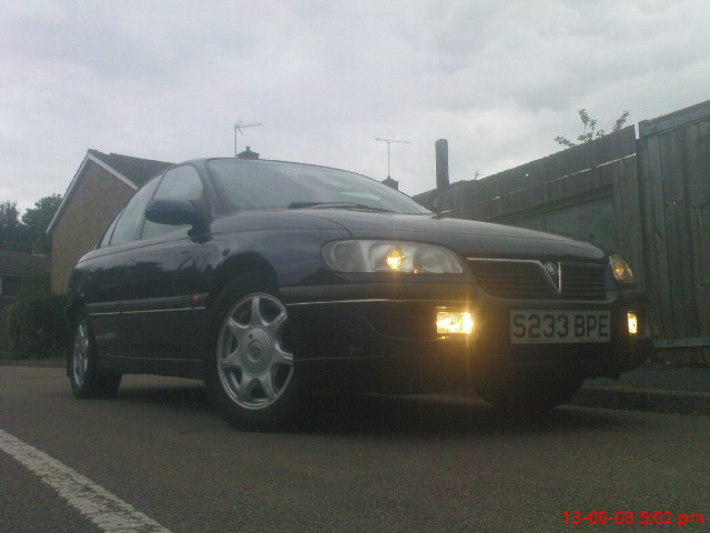 Picture of 1998 Vauxhall Omega, exterior
