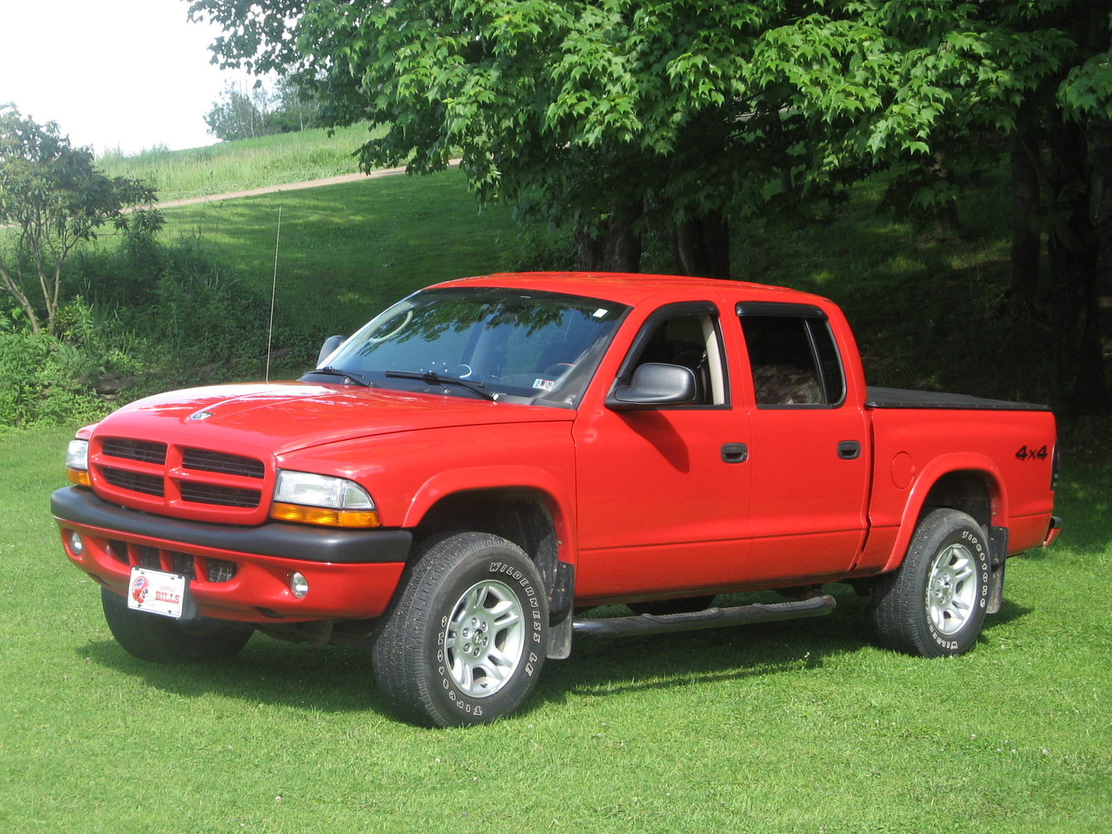 Dodge Dakota Dr Slt Wd Crew Cab Sb Pic on Dodge Dakota R T Listings
