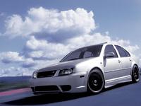 2001 Volkswagen Jetta GLS picture, exterior