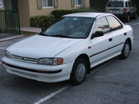 Picture of 1993 Subaru Impreza 4 Dr L Sedan, exterior