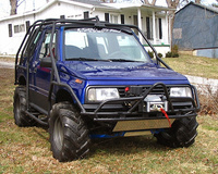 1995 Geo Tracker Picture Gallery