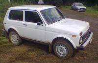 1994 Lada Niva Overview