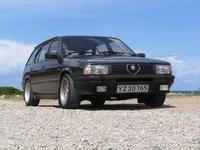 1987 Alfa Romeo 33 Overview