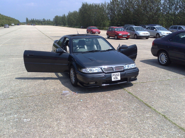 Picture of 1997 Rover 218, exterior, gallery_worthy