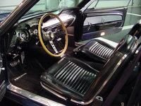 picture of 1967 ford mustang shelby gt500 interior
