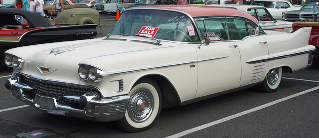 Picture of 1958 Cadillac Sixty Special, exterior