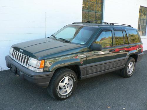 1995 jeep cherokee reviews specs. Black Bedroom Furniture Sets. Home Design Ideas