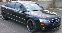 Picture of 2007 Audi A8 L quattro AWD, exterior, gallery_worthy