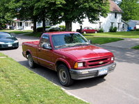 Picture of 1995 Chevrolet S-10 2 Dr STD Standard Cab SB, exterior, gallery_worthy