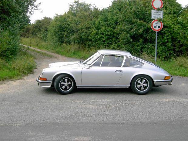 1975 Porsche 911 picture, exterior