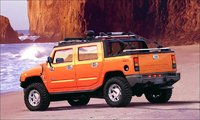 Picture of 2009 Hummer H2 SUT Luxury, exterior, manufacturer, gallery_worthy