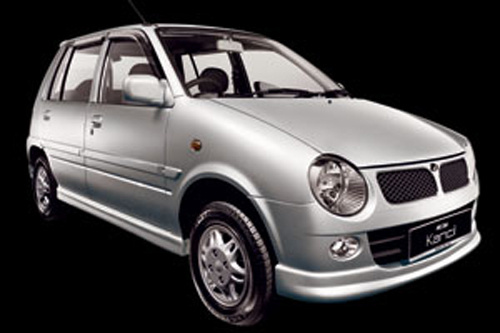 Picture of 2008 Perodua Nippa, exterior