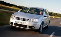 2005 Volkswagen Golf Picture Gallery