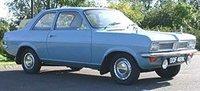 1975 Vauxhall Viva Overview