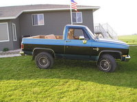 Picture of 1985 Chevrolet Blazer, exterior, gallery_worthy