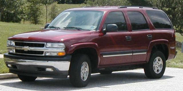 Picture of 2000 Chevrolet Tahoe LS