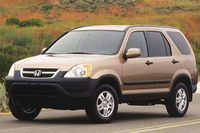 2004 Honda CR-V Picture Gallery