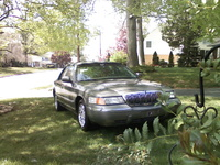1998 Mercury Grand Marquis 4 Dr GS Sedan picture, exterior