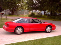 Picture of 1993 Oldsmobile Cutlass Supreme 2 Dr S Coupe, exterior