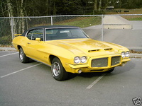 Picture of 1971 Pontiac GTO, exterior