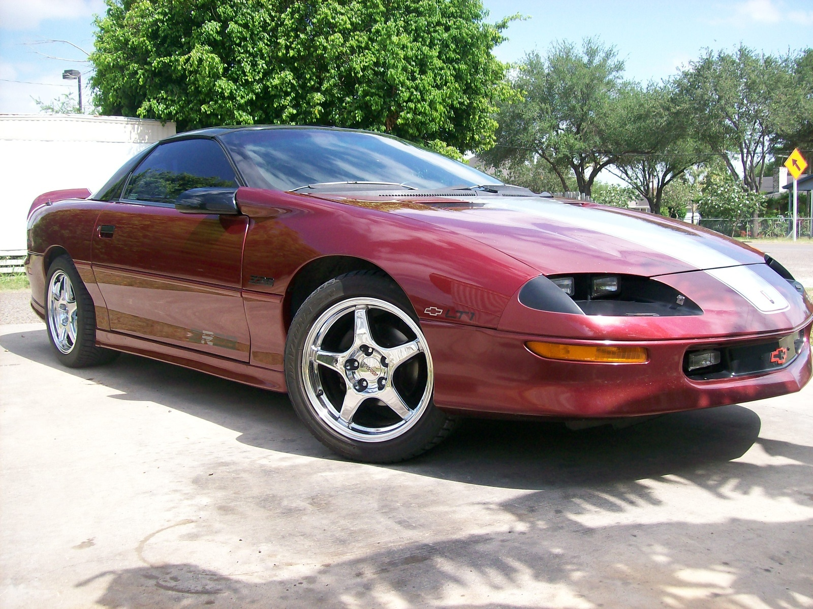 Picture of 1994 chevrolet camaro z28 exterior gallery_worthy