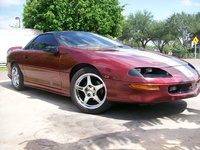 1994 Chevrolet Camaro Picture Gallery