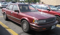 Picture of 1985 Nissan Maxima, exterior