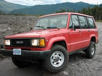 1991 Isuzu Trooper Picture Gallery